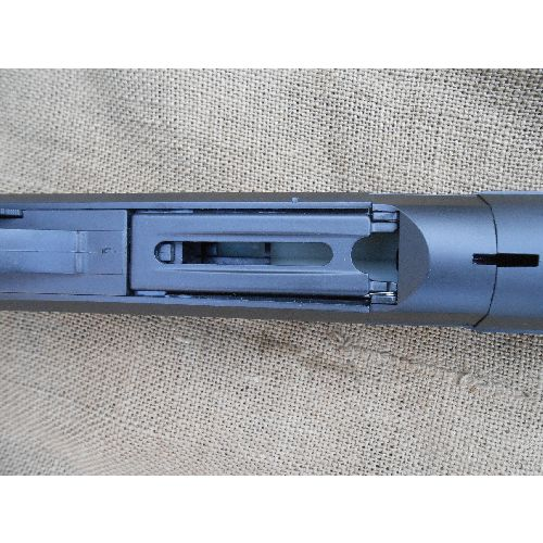 BENELLI STYLE COMBAT PUMP ACTION SHOTGUN DELUXE - Relics Replica Weapons
